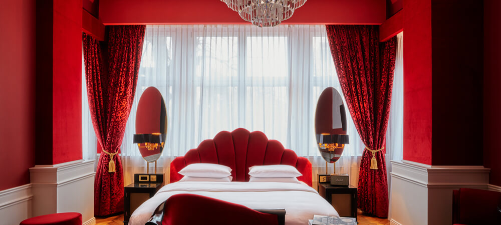 Provocateur Hotel Berlin Rooms Deluxe