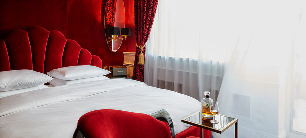 Provocateur Hotel Berlin Rooms Bellevue