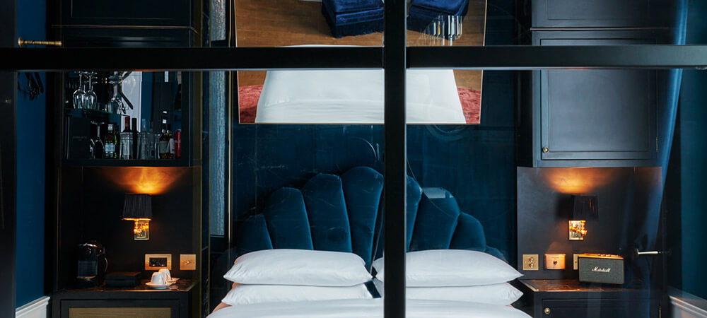 Provocateur Hotel Berlin Rooms Classic