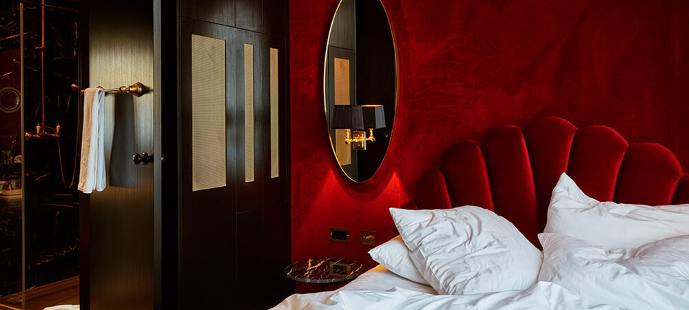 Provocateur Hotel Berlin Rooms Intime Room