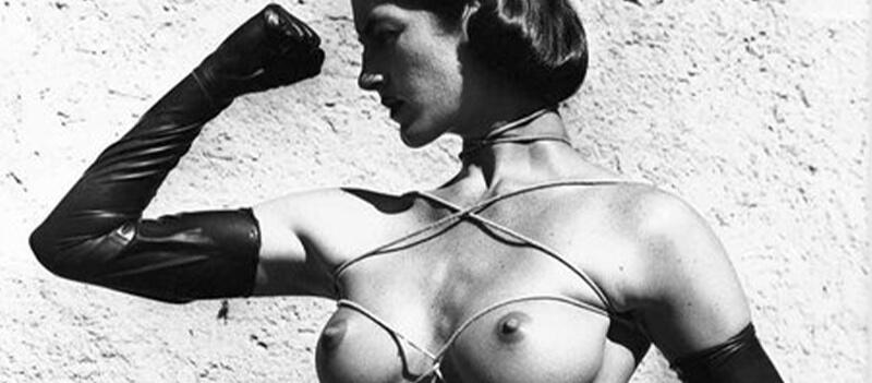 Provocateur Berlin Helmut Newton Nudes