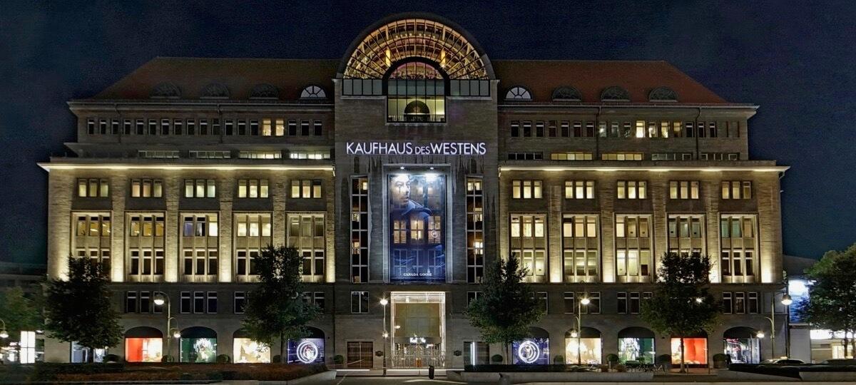 Provocateur Berlin Xmas Shopping